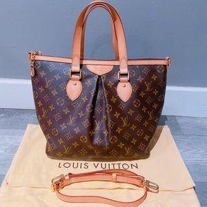 RETIRED Louis Vuitton Mongram Two-Way Bag